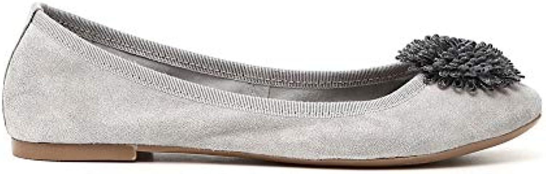 ee311744dbb5bc Cafènero EF603 Rosso Scarpe Donna Donna Donna scarpe da ginnastica  Basse Ballerina Fiocco | Economici Per | Uomini/Donna Scarpa 94d50d