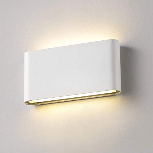 XIAJIA-12W LED Apliques Pared Lamparas Pared impermeable