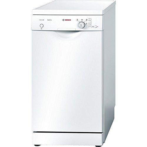 Bosch SPS40E72EU lavavajilla - Lavavajillas (Independiente, A, A+, Color blanco, Botones, Giratorio, Economía, Intensivo, Prelavado, Rápido)
