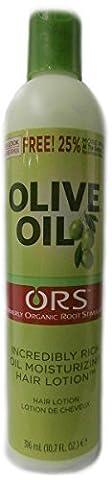 Organic Root Stimulator Olive Oil Moisturizing Hair Lotion 251ml