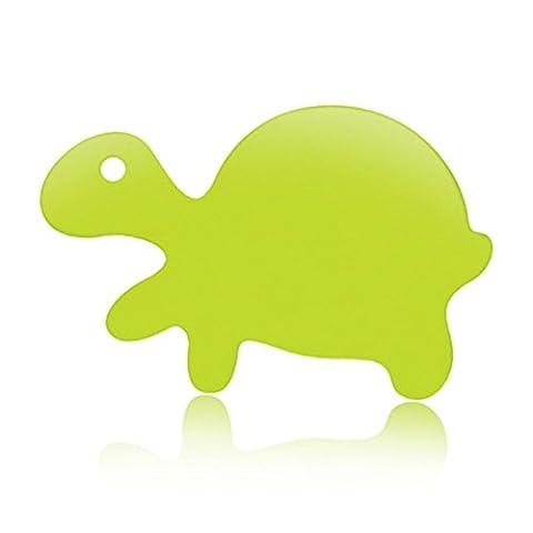 Siconi Animos Sticky Pad (5cm x 7.6cm) - Green Tort Tort Tortoise (pack of 3)