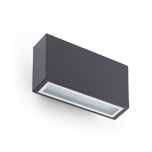 Faro 72269 - TANE LED Lampe applique gris foncé