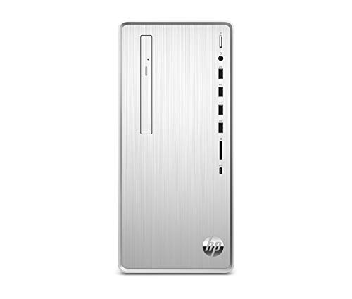 HP Pavilion TP01-0007ng Desktop PC (AMD Ryzen 7-3700X, 16GB DDR4 RAM, 512GB SSD, Nvidia GeForce GTX 1660Ti 6GB GDDR6, Windows 10 Home) silber