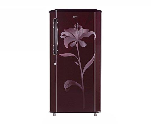 LG 215 L 4 Star Direct-Cool Single Door Refrigerator (GL-B225BSLL...