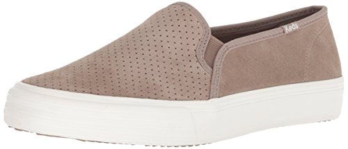 cfd999c72 Keds Women's Double Decker Perf Suede Sneakers Beige in Size 38 M