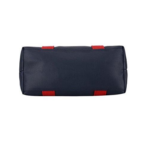 Yy.f Upgrade Interne Modelle Krokodilmuster Einkaufstasche Art Und Weise Schulterbeutel Art Und Weise äußere Praktisch 2 Farben Black