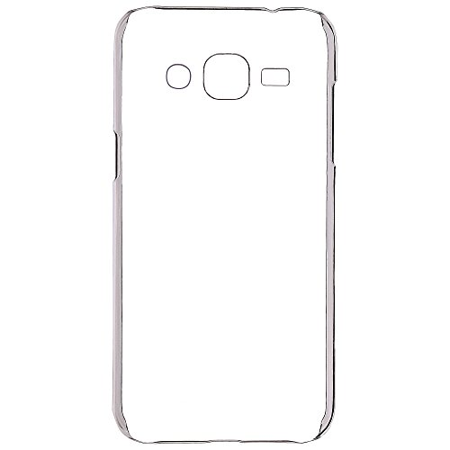 2010kharido Crystal Clear Transparent Hard Back Case Cover for Samsung Galaxy J2