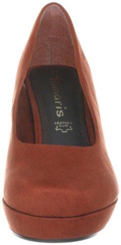 Tamaris 1-1-22400-39, Scarpe col tacco donna Arancione (Orange (BURNED ORANGE 624))