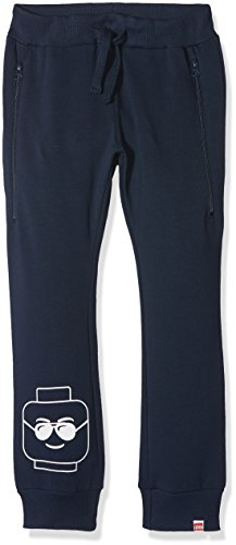 Legowear Boy's Lego Classic Ping 102-Sweat Pants Sports Jogger, Blue (Dark Navy), 11 Years (Manufacturer Size:146)