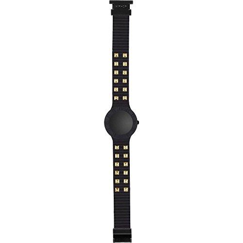 orologio accessorio unisex Hip Hop Studs classico cod. HBU0247