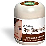 Dr.Sridevi's Glow Pack (Wet) (125gm)-Firming Face Mask
