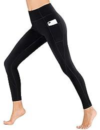 4ffcf7737a19fa Heathyoga Yoga Pants High Waist Leggings for Workout Running & Yoga, Super  Soft and Non