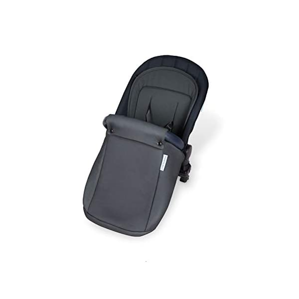 Ickle Bubba Stroller, Baby Travel System | Bundle incl Rear and Forward-Facing Pushchair, Car Seat, ISOFIX Base, Carrycot, Footmuff and Raincover | Stomp V4 Special Edition, Woodland Chrome Ickle Bubba DO-IT-ALL TRAVEL SYSTEM: Features luxury carrycot, reversible pushchair, and Galaxy Group 0+ lined car seat and ISOFIX base. Easy-click release allows for quick transitions between car and stroller LIGHTWEIGHT, QUICK FOLD: 6.5kg chassis with wheels. BUILT IN STORAGE: Matching stow away bottom basket with high sides for increased storage; changing bag with shoulder strap and mats included FORWARD AND PARENT FACING TODDLER SEAT: The multi-position recline allows your child to lie comfortably for naps or sit upright to take in the sights. 7