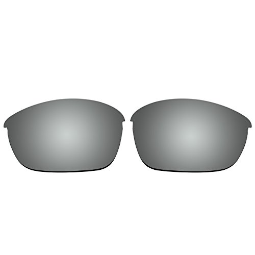 Acompatible Lentilles de remplacement pour Oakley Radar Path/Radar Golf Lunettes de soleil, Titanium Mirror - Polarized