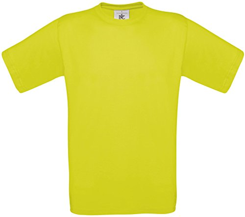 B&C - T-Shirt 'Exact 190' XX-Large,Pixel Lime