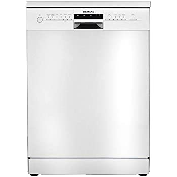 Siemens 12 Place Settings Dishwasher Sn256i01gi Silver