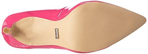 Buffalo H733-c002a-4 P2010m Patent, Chaussures à talons - Avant du pieds couvert femme Rose (Fuschia 33)