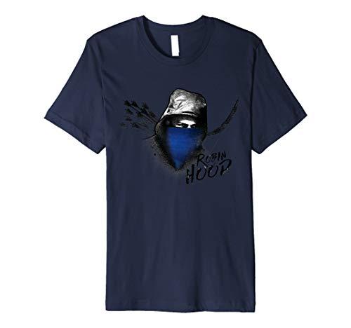 Robin Hood: Blue Scarf Robin T-Shirt