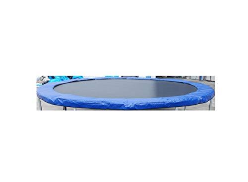 Trampolin PVC Federabdeckung, Randabdeckung, 5 m Durchmesser, ca. 27cm breit und 2cm dick, UV beständig