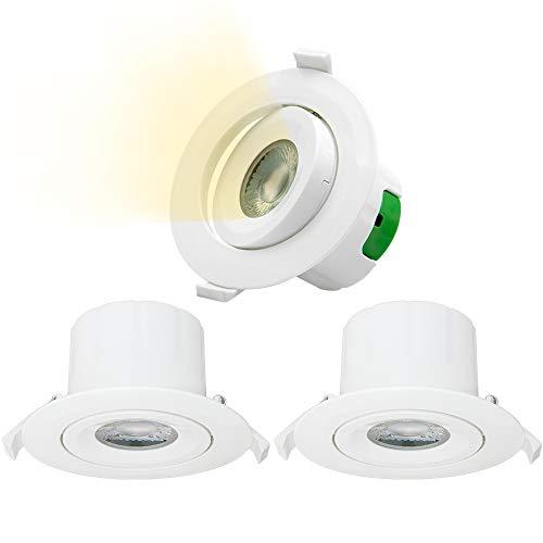 Lamparas Focos LED Plafones Techo Empotrables Downlight