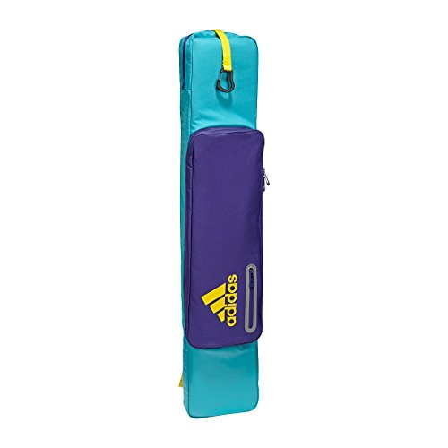 adidas Hockey Stick Bag (Tinte/blau)