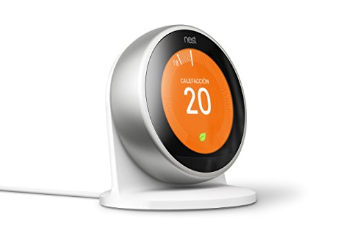 Nest T3010IT Termostato, Acero