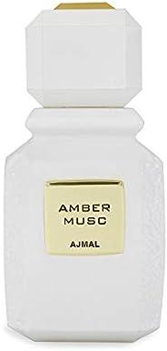 Ajmal Amber Musc Unisex Perfume by Ajmal - Eau de Parfum, 100ml