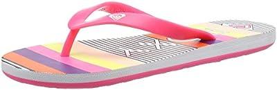 Roxy Rg Tahiti V G Sndl Pst - Sandalias para niñas