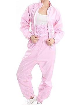 Para disfraz weight-loss de mujer weight-loss ccoat y–Pantalón sanua, Aerobics sespenders enhancehigh Cintura...
