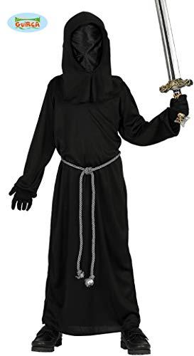 Guirca Sensenmann Horror Kinder Kostüm Gr. 110-146, Größe:110/116