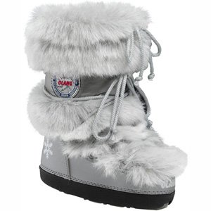 Olang Puff Snow Boots Argento - argento
