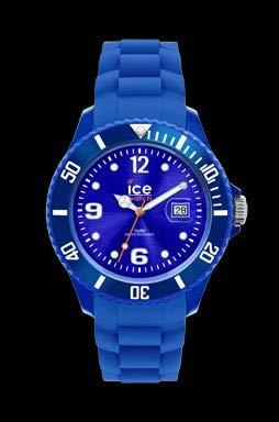 Ice-Watch SIBESS0960170–Wristwatch Unisex, Rubber Strap–Blue