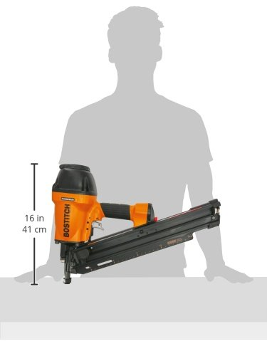 BOSTITCH F28WW 2-inch to 3-1/2-inch Framing Nailer with Magn