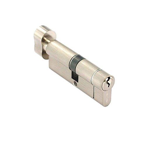 Securit anti-fijación/antigolpes/taladro/bombín de con botón girato
