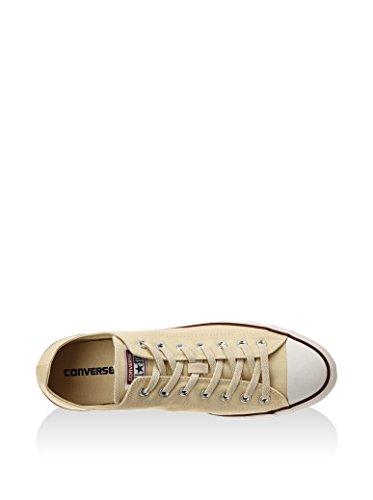 converse Ctas Core Ox 015810-70-10, Unisex-Erwachsene Sneaker Beige (Écru)