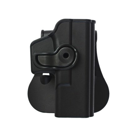 IMI ROTO RETENTION HOLSTER FOR GLOCK 19/23/25/28/32 BLACK RIGHT HANDED