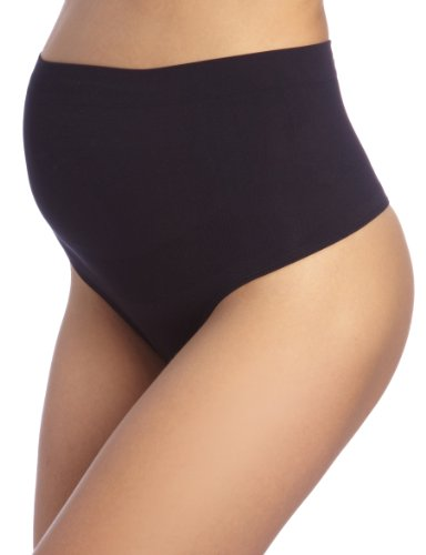 Noppies Damen Umstandsmode String 63962, Gr. 34/36 (XS/S), Schwarz (black 06)