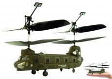 Syma S026 CHINOOK Cargo US Boeing 3ch RC Helicopter