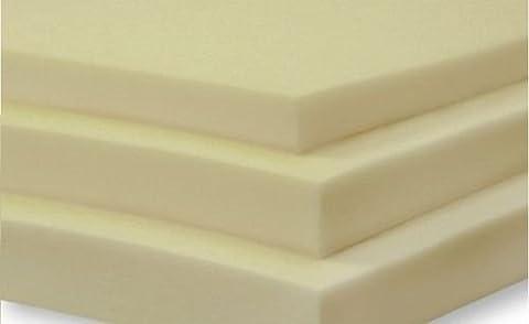 Memory Foam Mattress Topper, Small Double Memory Foam Topper, 2