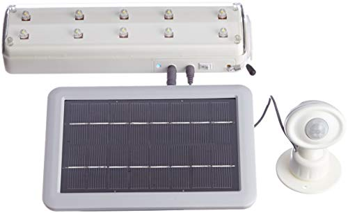 esotec Solar PIR Lichtsystem 102091