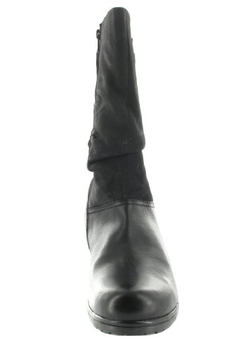 PIAZZA - 970530, Stivali Donna Nero (Schwarz (schwarz 1))