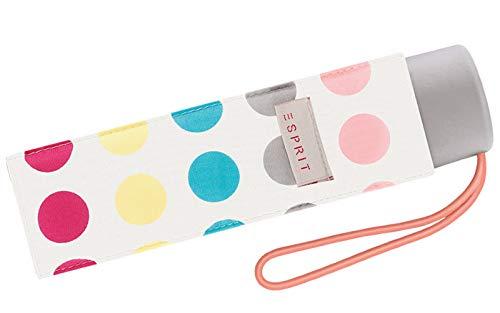 ESPRIT Mini-Taschenschirm mit Punkten
