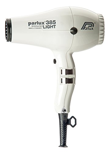 Parlux 385 Ionic & Ceramic - color blanco