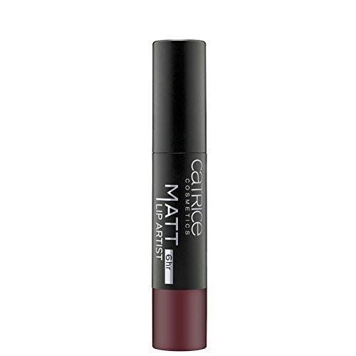 Catrice Lippenstift Matt Lip Artist 6hr braun 080 1er Pack(1 x 40 grams)