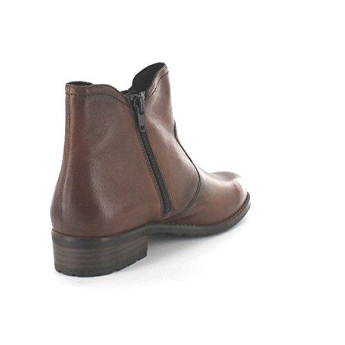 20283 Braun Zara boots Chelsea Semler Glattleder Damen PSfwqPEv