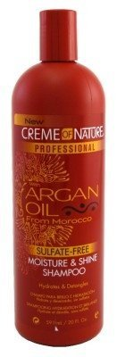 Creme of Nature Argan Oil Pro Shampoo Sulfate-Free 20 oz. by Creme of Nature BEAUTY (English Manual)