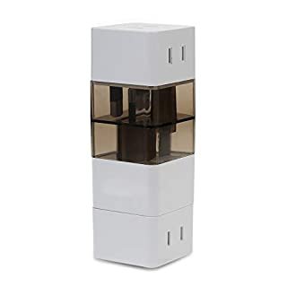 CARWORD Universal Travel Conversion Socket Changeover Plug All In One Worldwide AC Power Adapter Outlets for Europe UK US AU