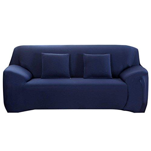 Gutgojo Sofabezug Sofahusse Sofaabdeckung Sesselbezug Sesselhusse Sofaüberwurf Stretch Elastisch...