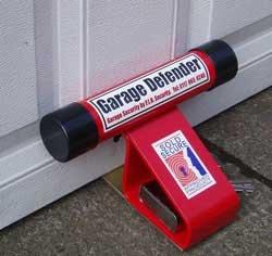 PJB Garage Defender Rot mit