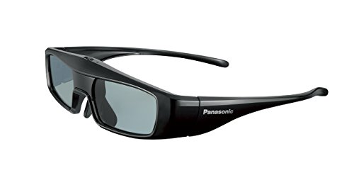 Panasonic VIERA 3D Glasses Active-Shutter Bluetooth Full HD M-size | TY-ER3D4MW (Japanese Import)